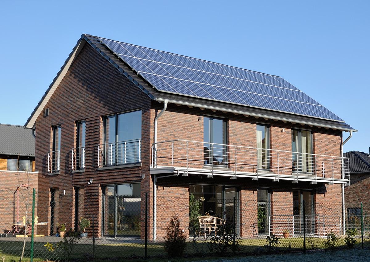 Photovoltaikanlage Koop-Brinkmann