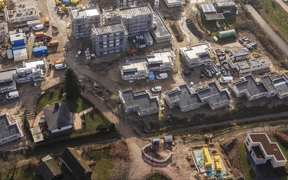 Baufortschritt Marissa Ferienpark Koop-Brinkmann