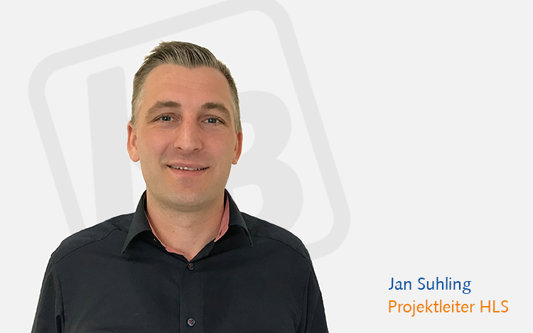 Jan Suhling Projektleiter HLS