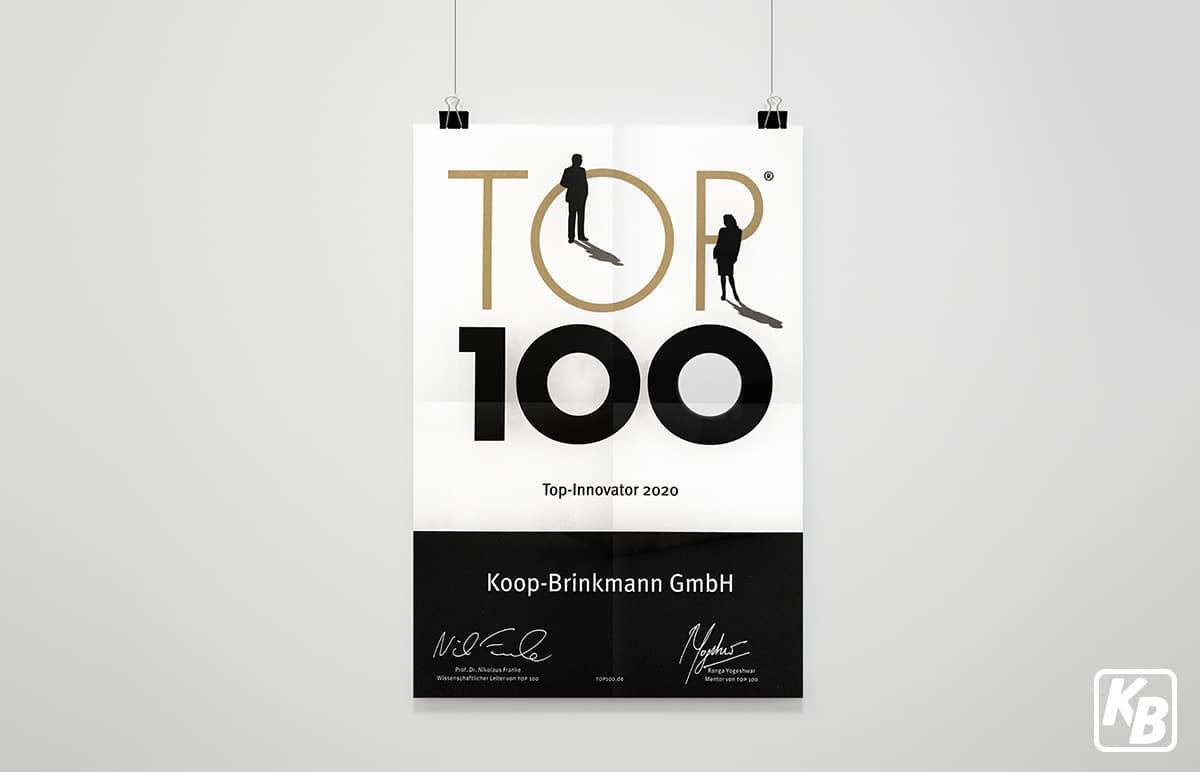 Top-100 Koop-Brinkmann