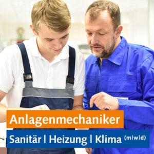 Anlagenmechaniker Sanitär/ heizung / Klima