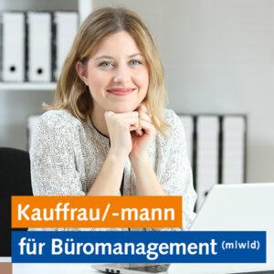 Kauffrau/ - mann für Büromanagement
