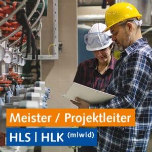 Meister / Projektleiter HLS