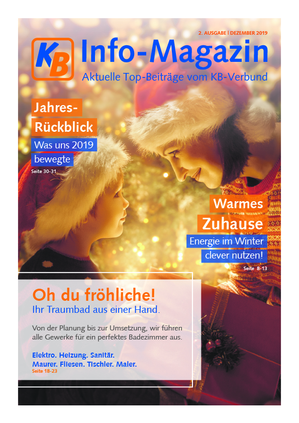 KB Info-Magazin 2. Ausgabe