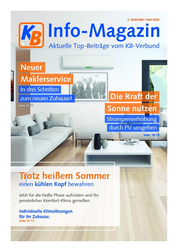 KB Info-Magazin 3. Ausgabe