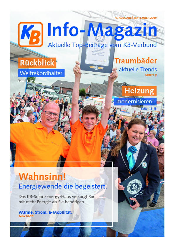KB Info Magazin 1. Ausgabe