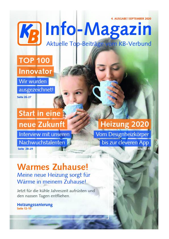 KB Info-Magazin 4. Ausgabe
