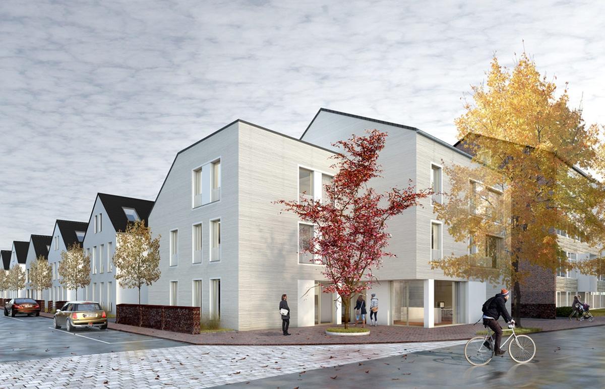 Projekt Willerstraße Betreutes Wohnen Oldenburg