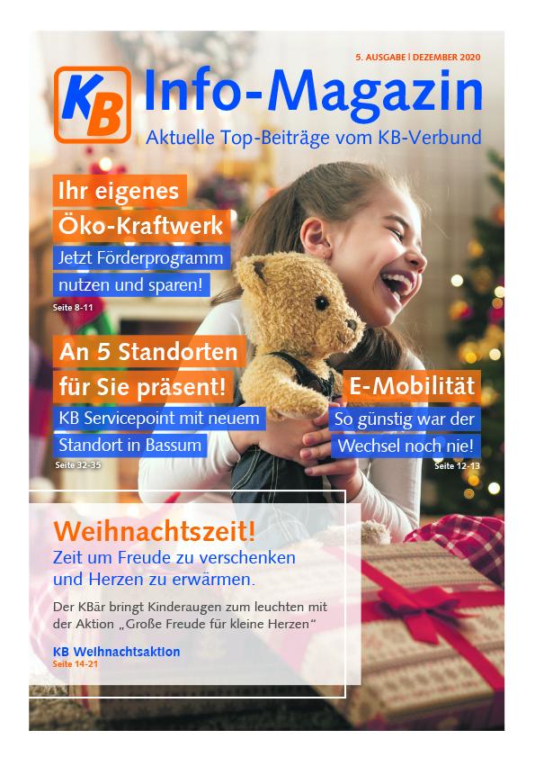 KB Info Magazin Ausgabe 5