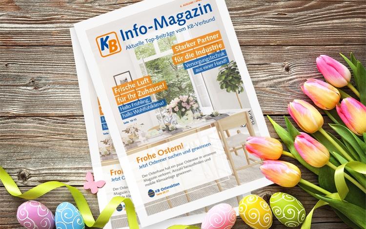 KB Info Magazin April 2021